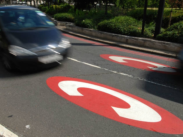 London's congestion charge could be scrapped