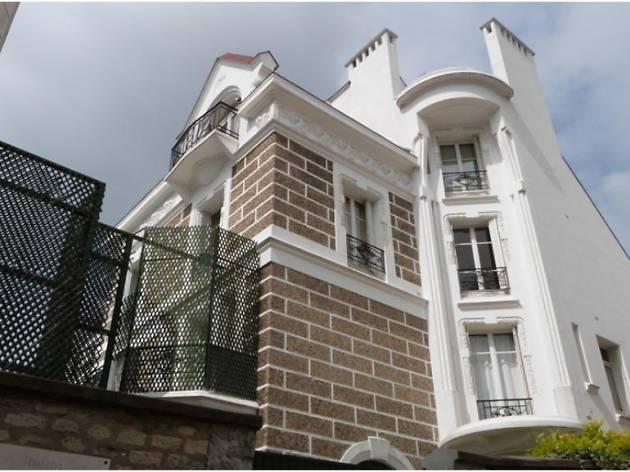 Dalida - Rue d'Orchampt