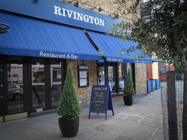 Greenwich restaurants, Rivington Grill