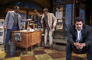 Broadway review: August Wilson's Jitney fires on all cylinders in excellent revival