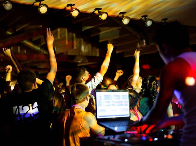 Clubbing in Austin