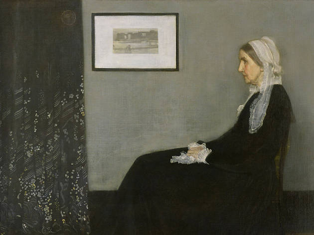 """Whistler's Mother: An American Icon Returns to Chicago"""