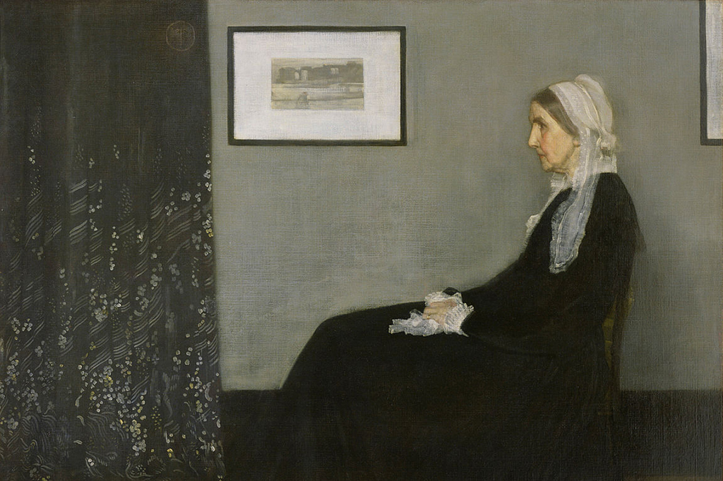 """""""Whistler's Mother: An American Icon Returns to Chicago"""""""
