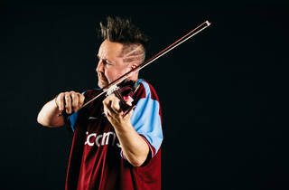 Nigel Kennedy 2016 courtesy Sydney Opera House