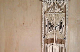 Weaving On a Frame Loom Workshop at Makers Mess