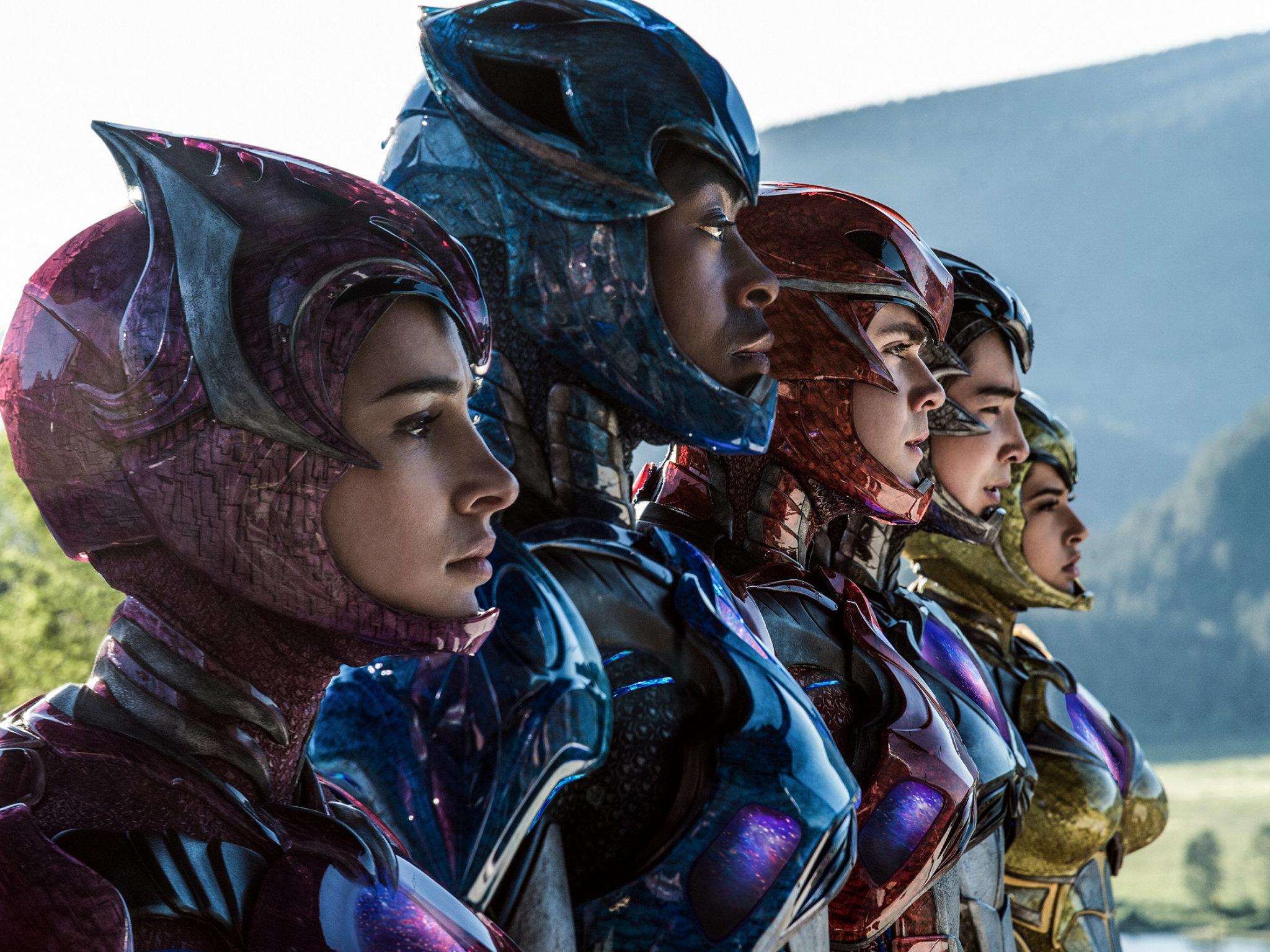 Nueva película de Power Rangers