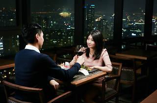 Lovely Valentine Dinner @ Sheraton Seoul D Cube City Hotel