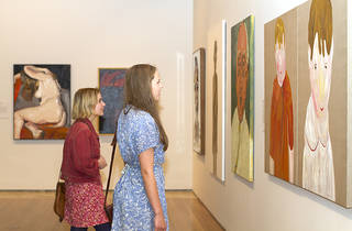 Newcastle Art Gallery 2016 interior 01 courtesy NAG 2017