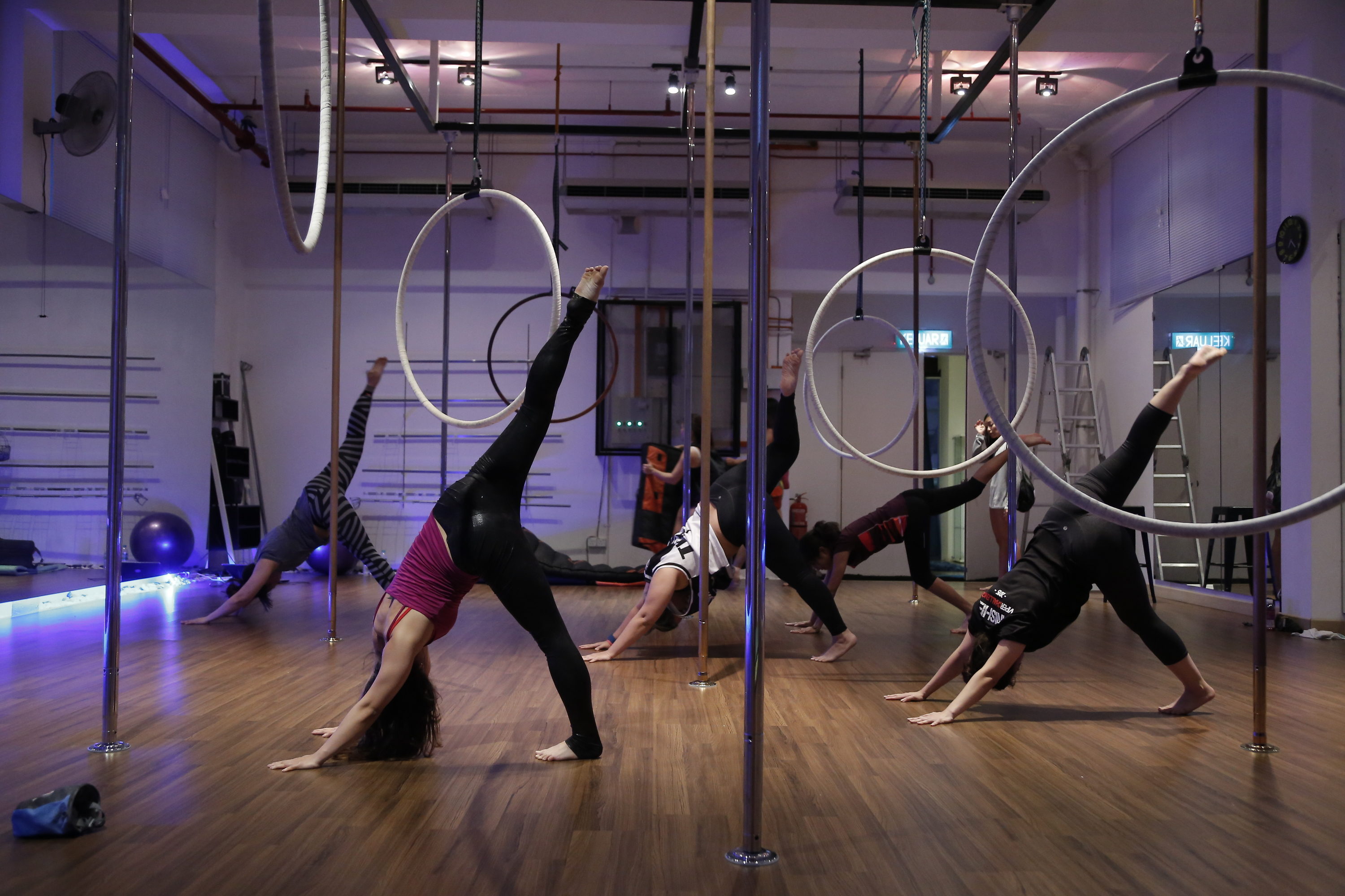 Best alternative fitness classes and workouts in KL
