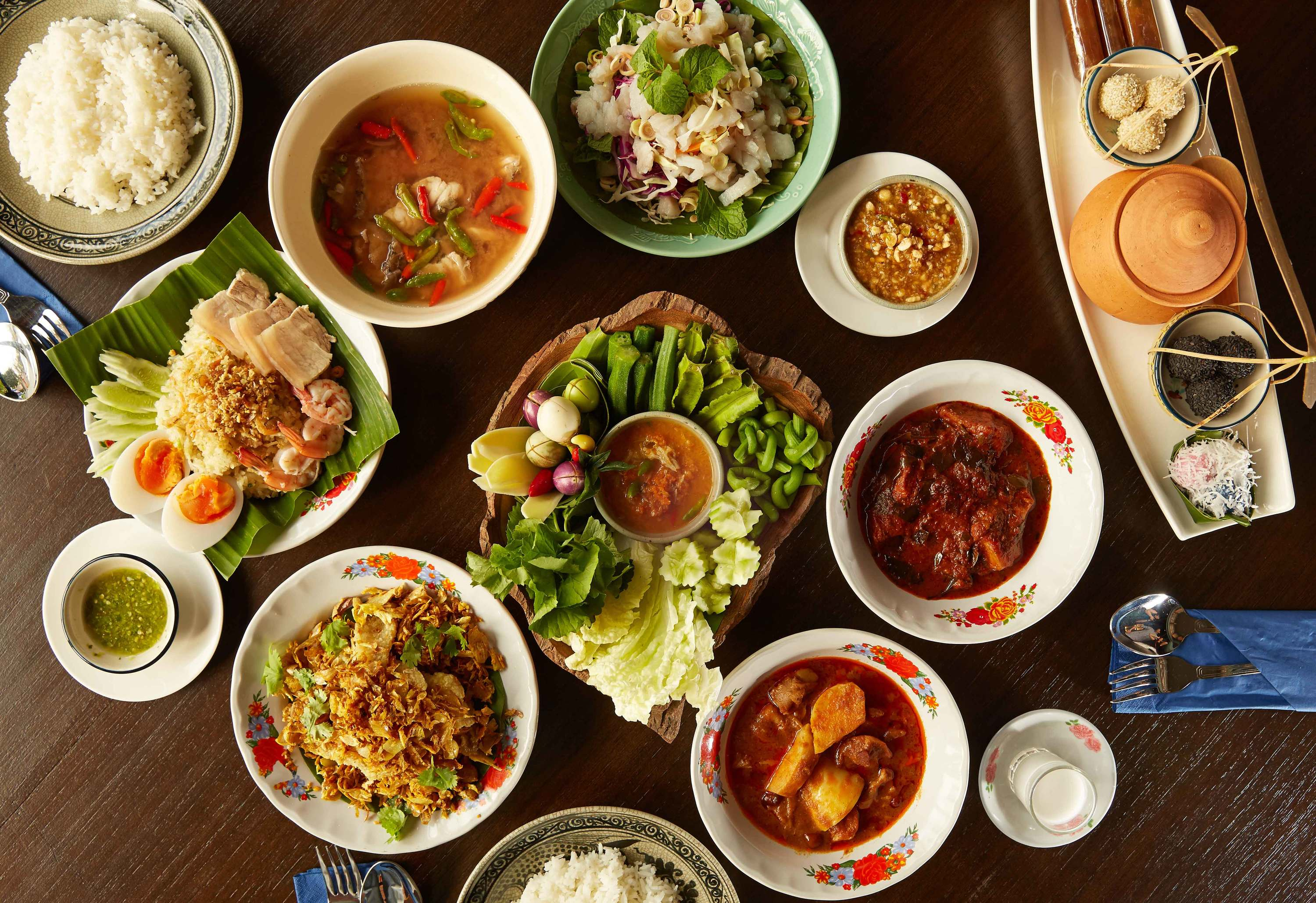 Sri Trat restaurant showcases the best of trat