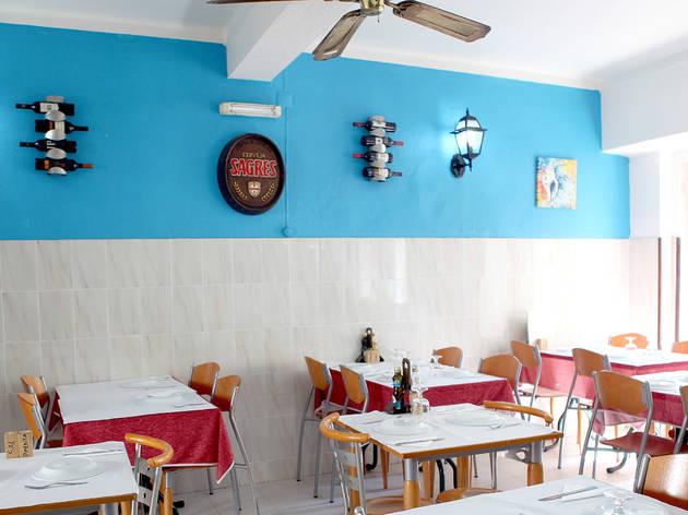 Miami, restaurante, setubal