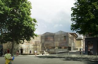 musée de cluny extension