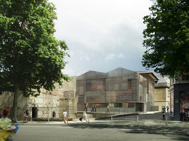 Nouvelle tête pour le Musée de Cluny en 2018