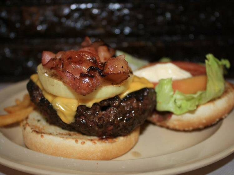 Alfredo's Burger BLT