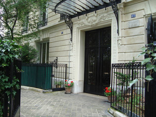 Edith Piaf - Boulevard Lannes