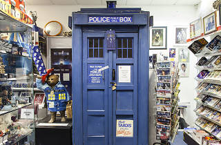 The Who Shop, Upton