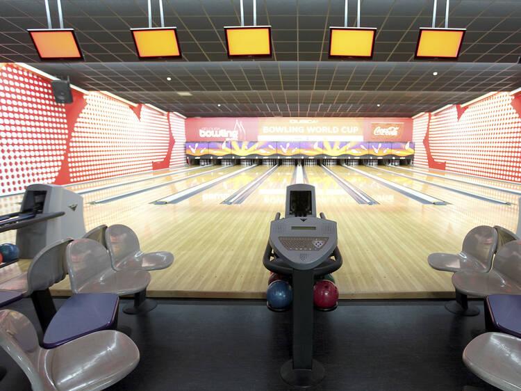 Os melhores sítios para jogar bowling em Lisboa