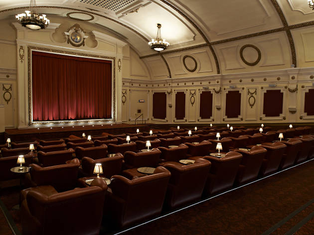 The best cinemas for a date