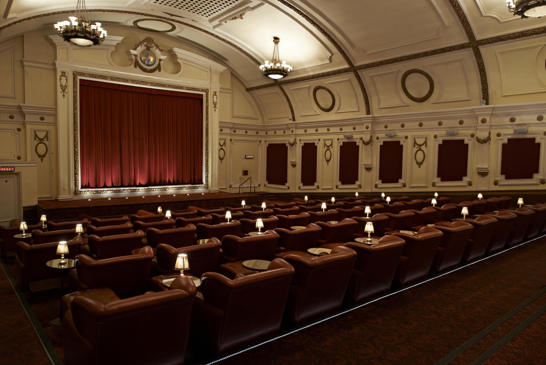 Old fashioned cinema london 98