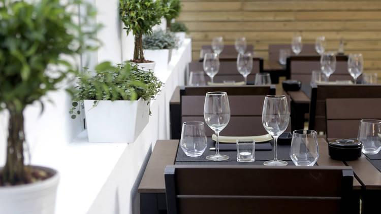 Nómada, restaurante