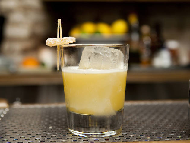 Check out the famous cocktails invented in NYC bars