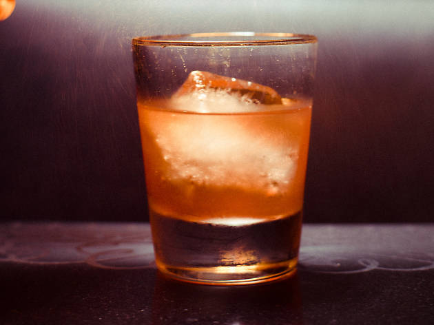 Oaxaca Old-Fashioned at Death & Company