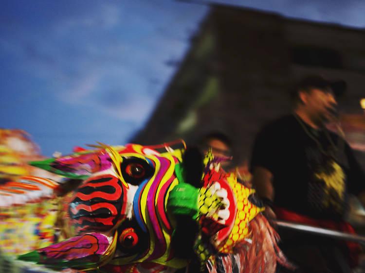 China en la Ciudad de México