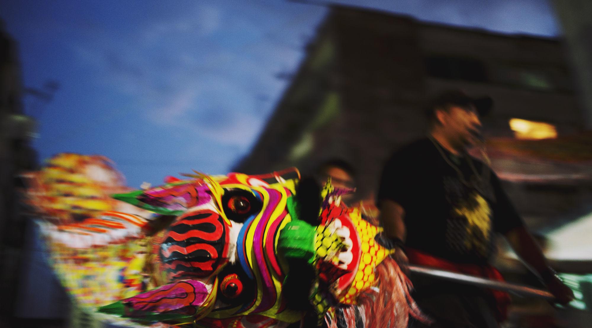 Año Nuevo Chino en la Ciudad de México