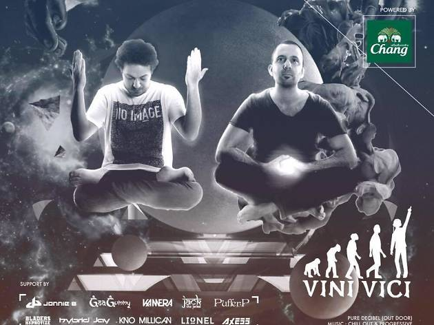 TLT Presents Vini Vici Live In Bangkok Powered By Chang
