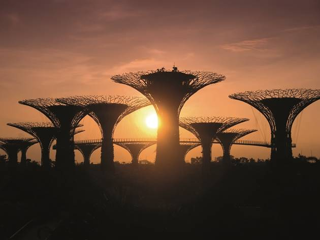 Where to watch the sunrise in Singapore