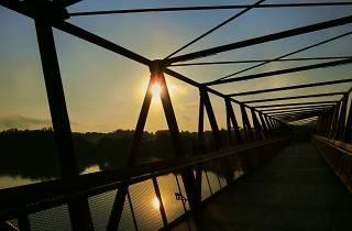 Lorong Halus, sunrise