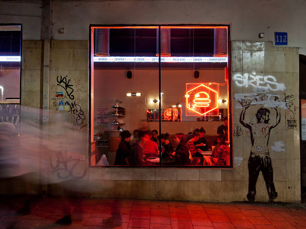 A late-night guide to the best restaurants in Tel Aviv for drunk munch
