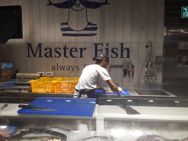 Master Fish (Kosher)
