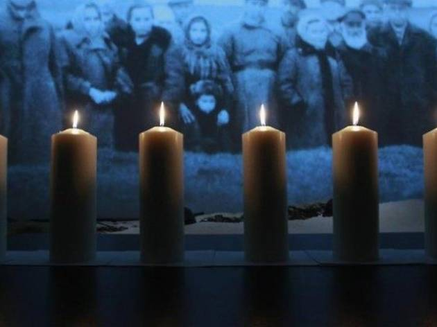 Concierto Día Internacional en Memoria de las Víctimas del Holocausto