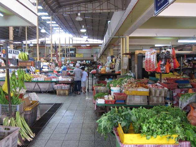 Sungai Besi market