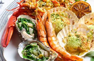 A Sweetheart's Three-course Set Dinner, Marriott