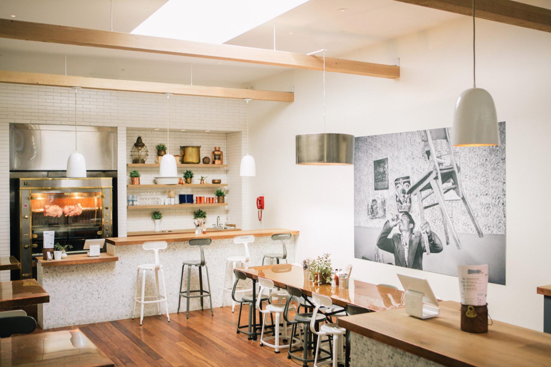 Souvla | Restaurants in Hayes Valley, San Francisco