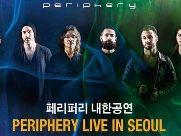 Periphery Live in Seoul