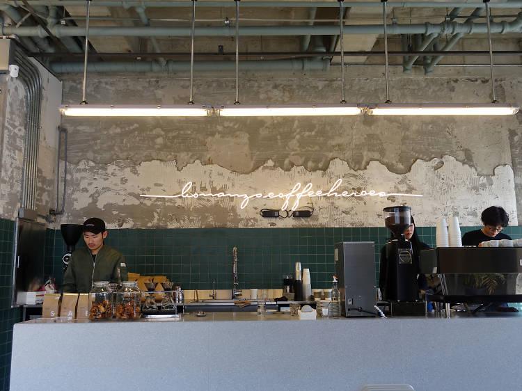 지금 SNS에서 가장 뜨거운 서울 시내 카페