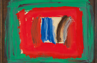 Howard Hodgkin: In the Pink