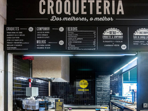 Time Out Market - Croqueteria