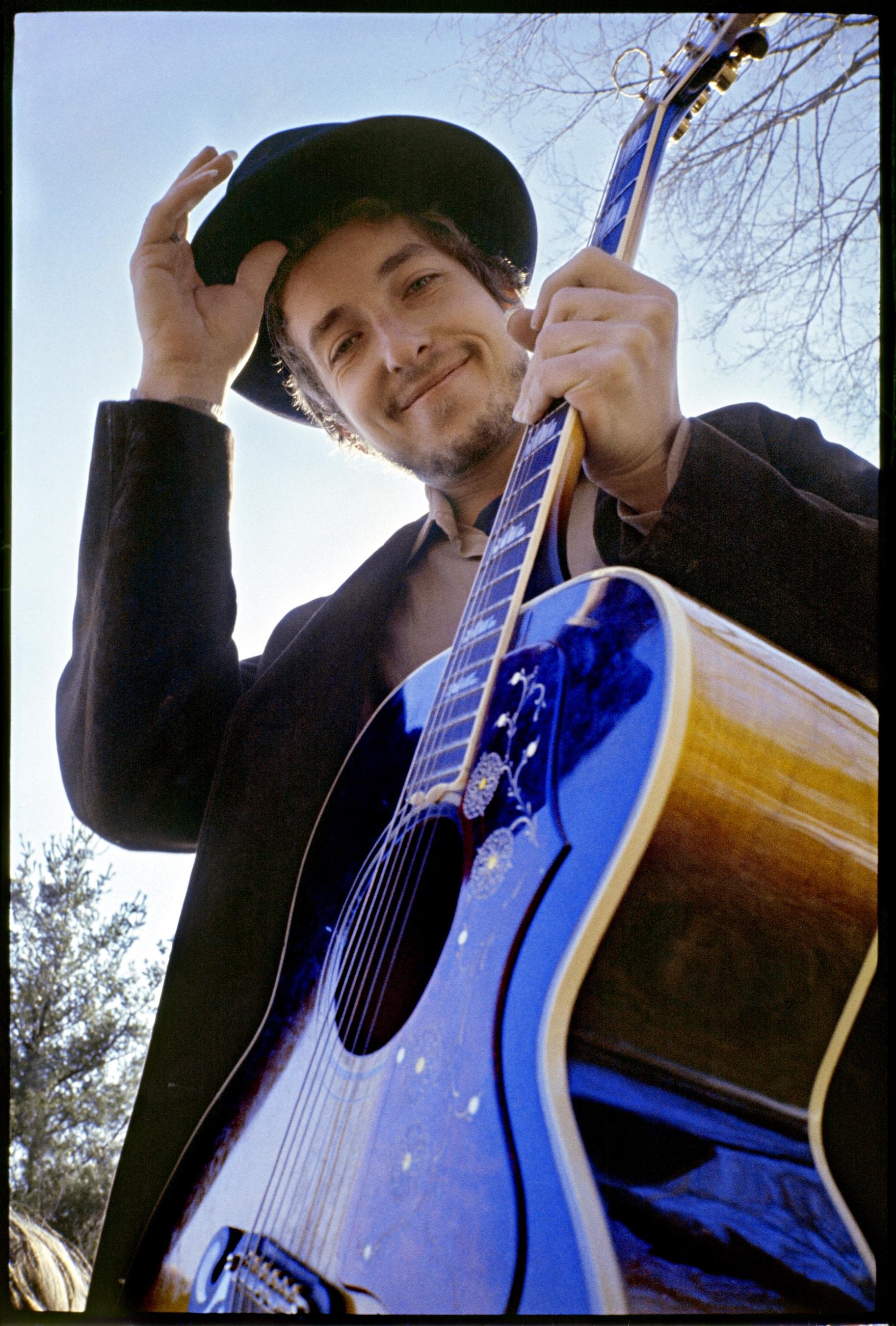 Bob Dylan gallery photo