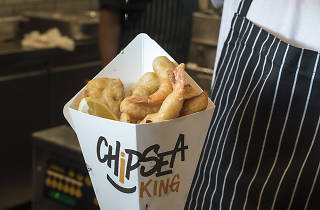 Chipsea King, Fish & Chips