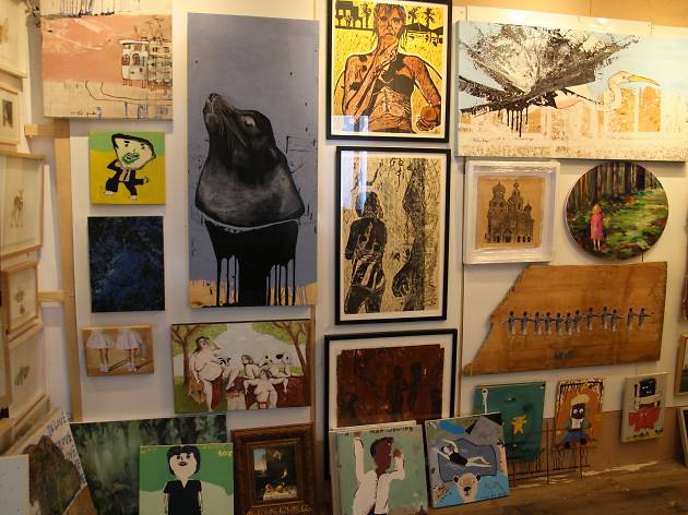 Get a little quirky at these art galleries and museums