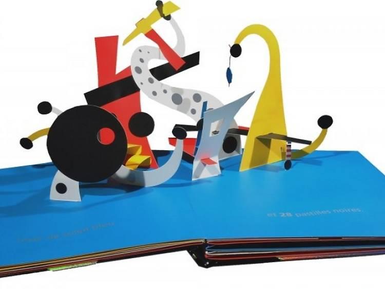 Animer les livres • Atelier à la BNF