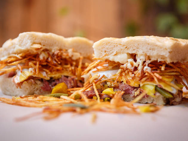 London's best sandwiches