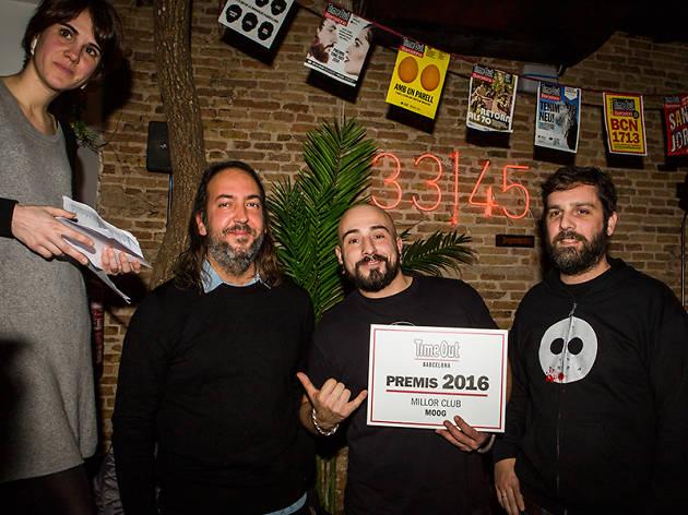 Jordi Formatger i Marc Sánchez, del Moog