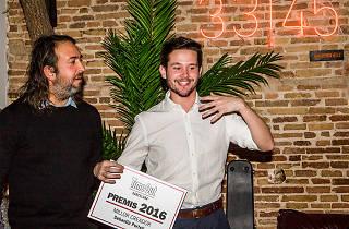 Sebastià Portell, millor creador del 2016