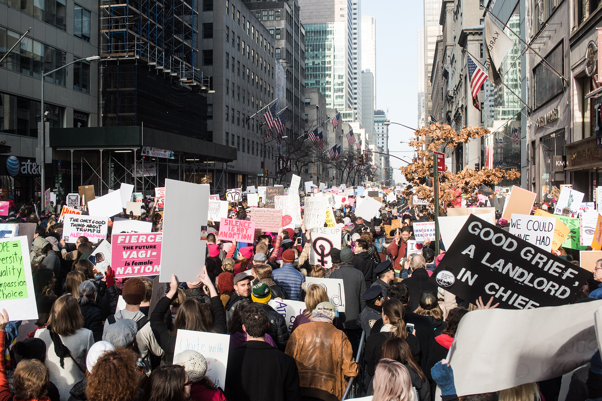Here are the 10 ways to participate in next month's women's strike