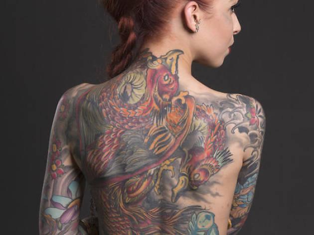 Convención de tatuajes CDMX